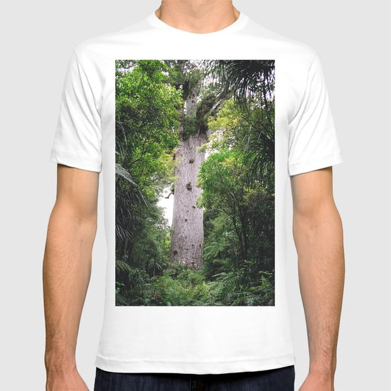 The World's Oldest Wood, Ancient Kauri T-shirt