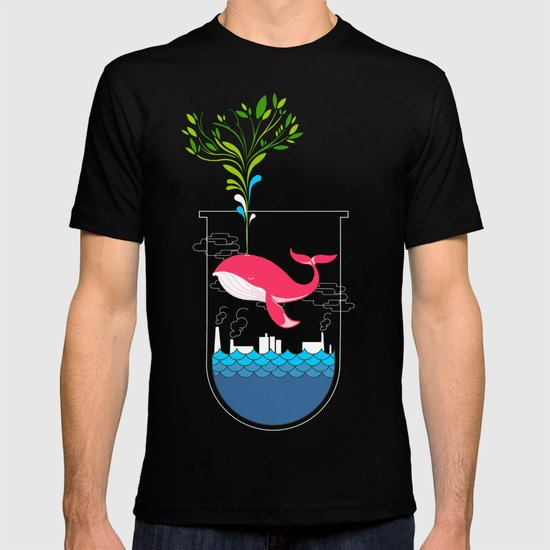 Nature Whale T-shirt