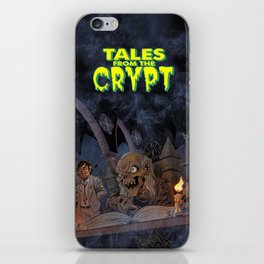 Tales From the Crypt iPhone Skin