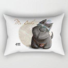Mr. Bubo Rectangular Pillow