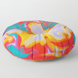 The Art of Orgasm  Floor Pillow