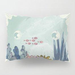 balloon fish Pillow Sham