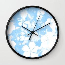 Blue Has It! Wall Clock
