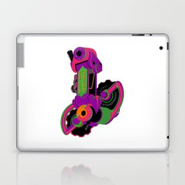 The World's Most Famous 70's Derailleur, One Cool Cat Laptop & iPad Skin