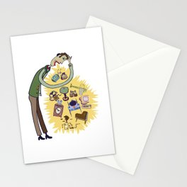 Jean-Paul  Stationery Cards