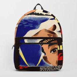 Saja orang Marine Backpack