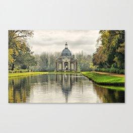 The Pavillion Wrest Park Bedfordshire Canvas Print