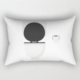 Toilet Rectangular Pillow