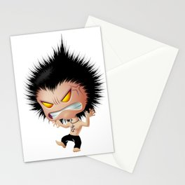 Mr. Zhong: Mad Stationery Cards
