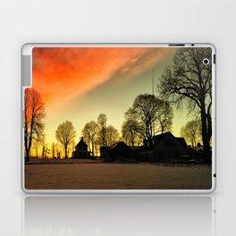 Dramatic Sunset Laptop & iPad Skin