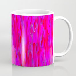 red purple verticals Coffee Mug