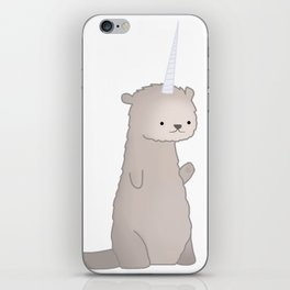 Otterly Magical iPhone Skin