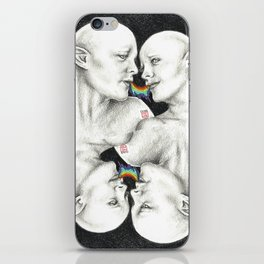 ~ Kiss Kiss ~ iPhone Skin