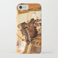 montreal iPhone & iPod Cases featuring Montreal Basilica by Nicolas Raymond