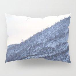 Golden winter hour Pillow Sham