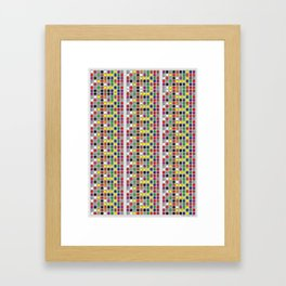 Untitled Four Framed Art Print