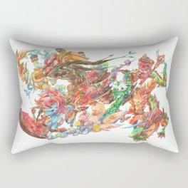 gogo Rectangular Pillow