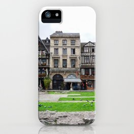 Place du Vieux-Marche iPhone Case