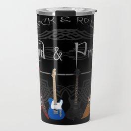 Loud and Proud Guitars Travel Mug