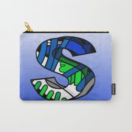 S FOR SENHOR Carry-All Pouch