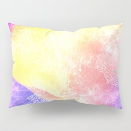 galaxy waves Pillow Sham