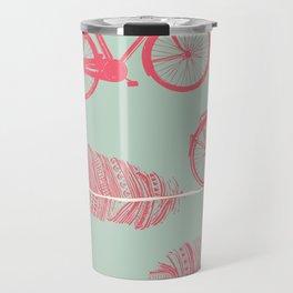 Feather Bike Travel Mug