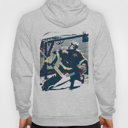 Goalie - Ice Hockey Player Hoody