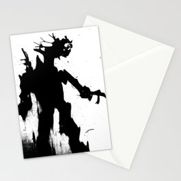 Screaming Ent Stationery Cards
