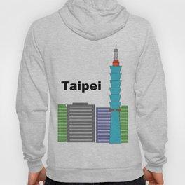 Taipei 101 Cityscape Hoody