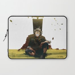 Time for a rest Laptop Sleeve