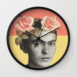 Frida. Wall Clock