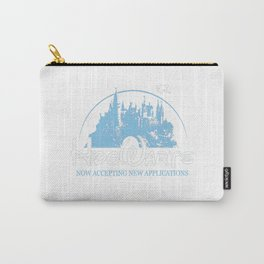 HarryPotter Funny Hogwarts Now Accepting Carry-All Pouch
