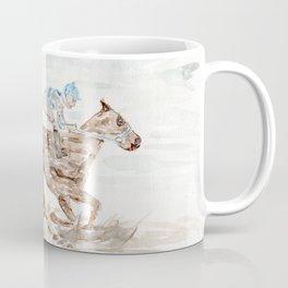 Race Horse, Derby, Kentucky, Coffee Mug