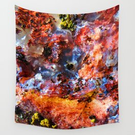 Color Ooze Wall Tapestry