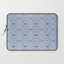 Geometry ice Laptop Sleeve
