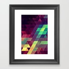 Vynnyyrx Framed Art Print