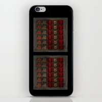 artsy iPhone & iPod Skins featuring Artsy by Terrell-ESS
