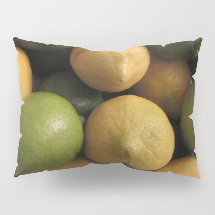 LemonLime Pillow Sham