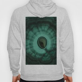 Malachite detailed pattern Hoody