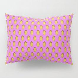 Elongated Holes3 Spanked Pink Pillow Sham