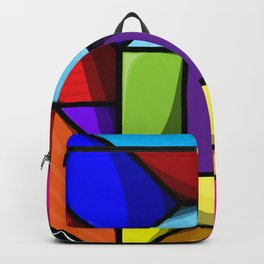 Impossible Cube Backpack