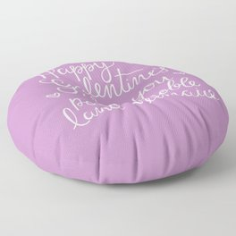 Galentine's Day Floor Pillow