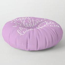 Galentine's Day Floor Pillow