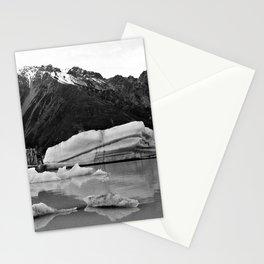 Tasman Glacier Lake Stationery Cards