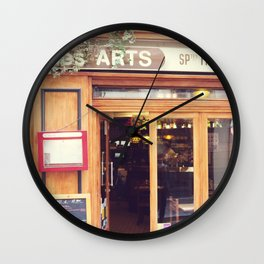 Paris, des Arts Wall Clock