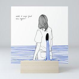 Will I Mini Art Print