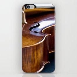 Cello in Repose iPhone Skin