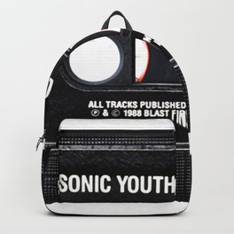 Sonic Youth Sonic Death Backpack