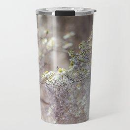 Mossy Dogwoods Travel Mug