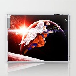 goku winged Laptop & iPad Skin